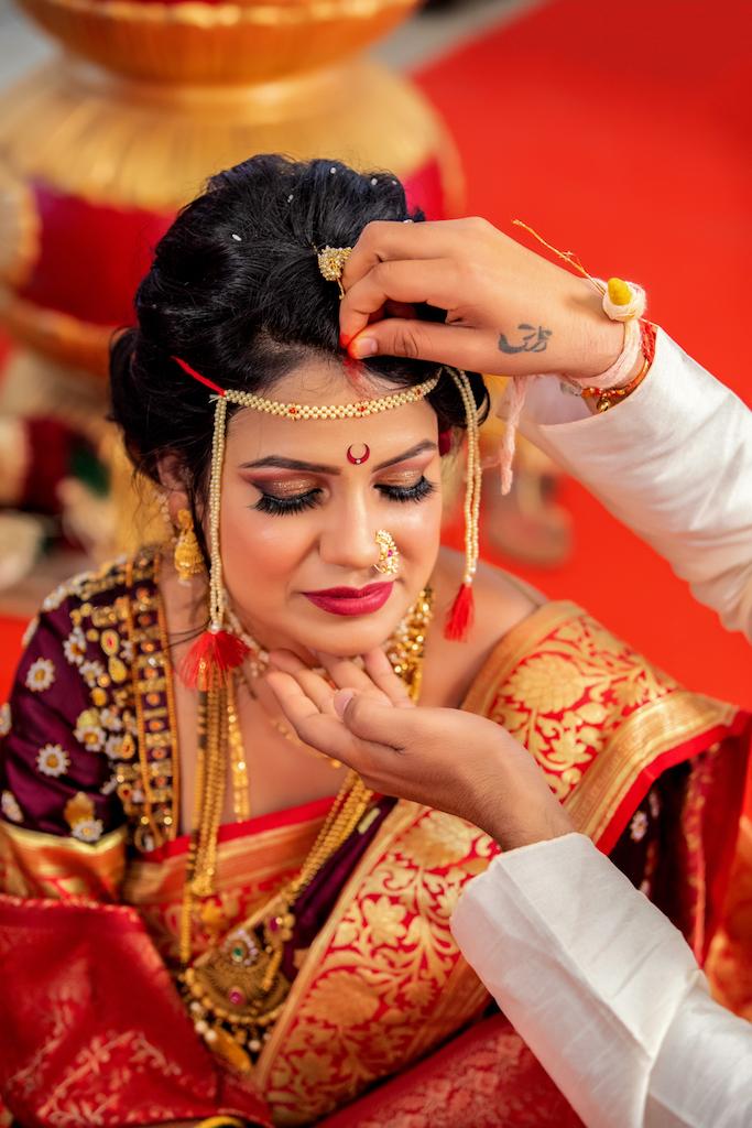 wedding photographer in pune city